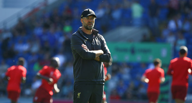 Klopp 'Surprised' That Liverpool Have Stayed With City