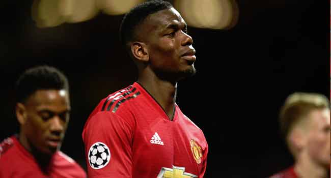 Pogba Tests Positive For COVID-19, Left Out Of France Squad