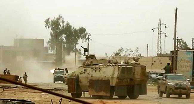 Libya Asks UN To Investigate Tripoli Attacks