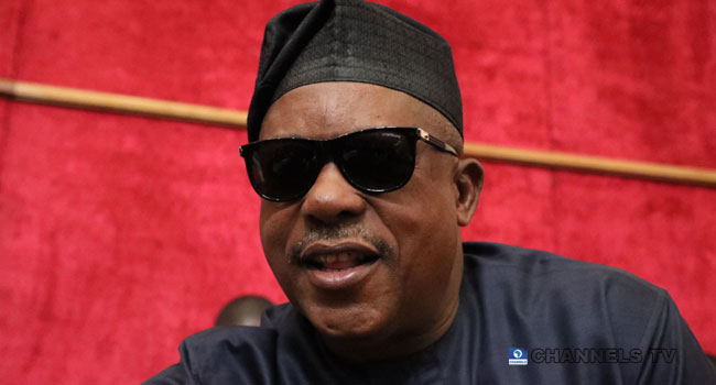 'PDP Is Bigger Than Desperadoes': Secondus Reacts To Court Order On His Position