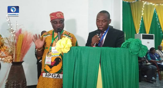 Conflict In APGA As Victor Oye Emerges National Chairman For Another Tenure