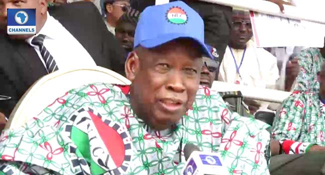 Ganduje Promises To Implement New Minimum Wage