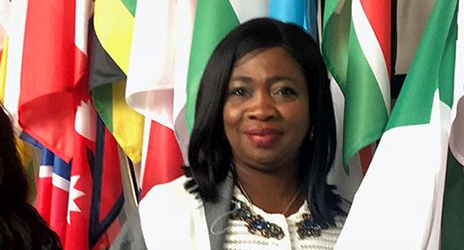 Dabiri-Erewa Confirmed As Chairman Of Diaspora Commission