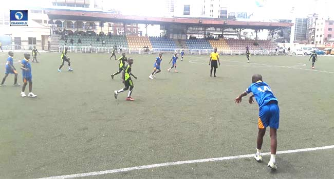 Channels Kids Cup: Two Schools Advance To Round Of 16
