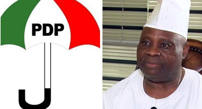 PDP Condemns Arrest Of Senator Adeleke, Demands Immediate Release