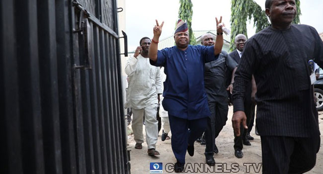 Osun Election: Appeal Court Set Aside Judgement Which Voided Adeleke's Eligibility