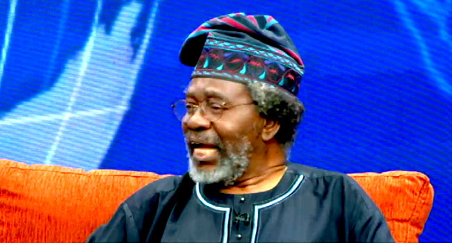 Inauguration: Oyebode Faults Absence Of Presidential Speech