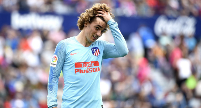 Atletico Will Take Griezmann Grievance To FIFA – Report