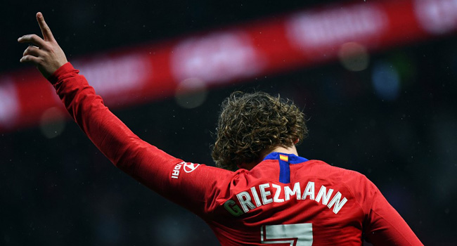 I Have Taken The Decision To Leave Atletico – Griezmann
