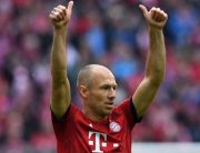 Robben, Ribery Help Bayern Go Five Points Clear In Bundesliga