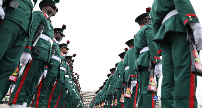 PHOTOS: Ceremonial Parade At 2019 Inauguration