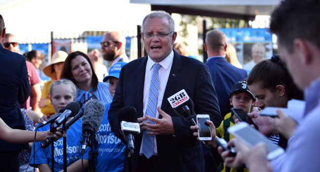 Conservatives Set To Retain Power In Australia