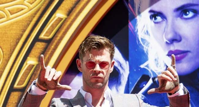 'Avengers' Star Hemsworth To Play Undercover Detective In $40m Comedy