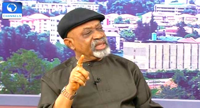 NSITF Board: NLC President Is Being Economical With The Truth – Ngige