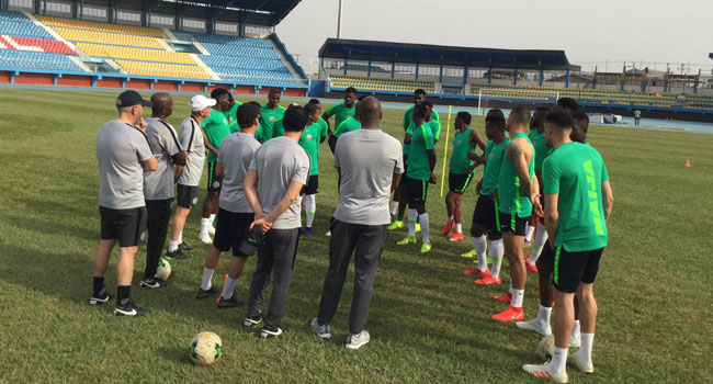 AFCON 2019: Super Eagles To Resume Camping On Sunday