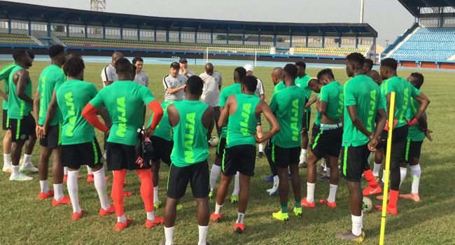 Nigeria Play Goalless Draw With Zimbabwe In Warm Up Match