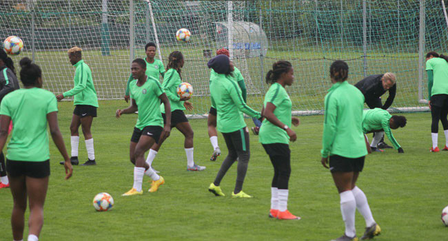 Super Falcons To Play Slovakian Top Club