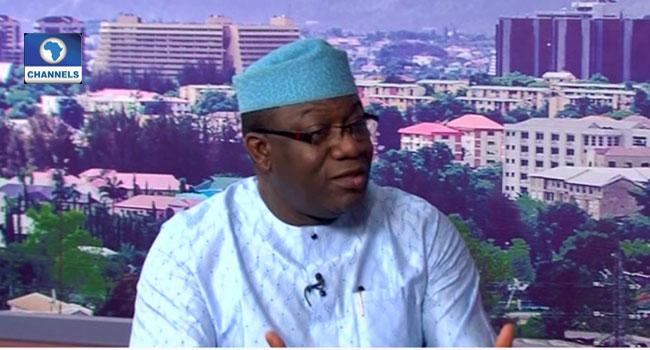 Fayemi Blames Crime Rate On Impunity, Poverty, Idleness