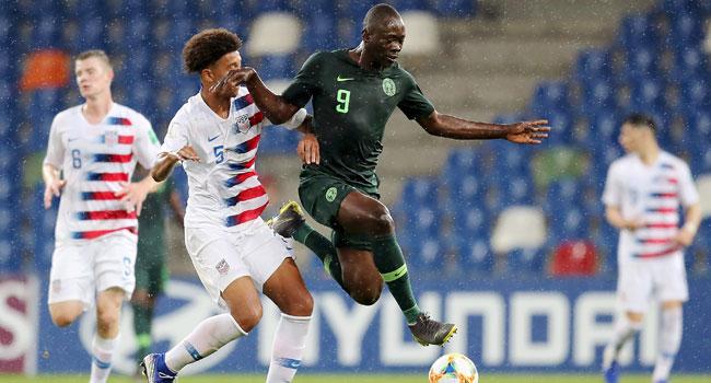 Nigeria Lose To USA 2-0 In FIFA U-20 Tourney