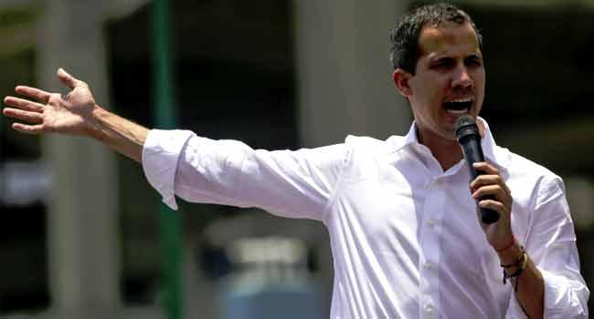 Trump, Guaido To Meet Over Venezuela Crisis