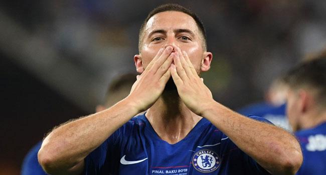 'I Think It's A Goodbye', Says Chelsea's Hazard