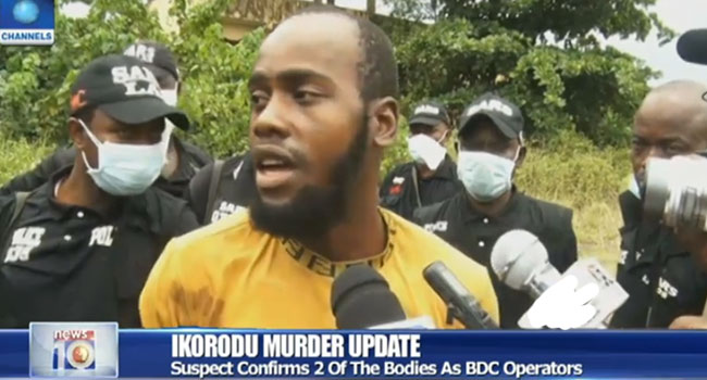 Police Recover Four Bodies From Septic Tank In Ikorodu