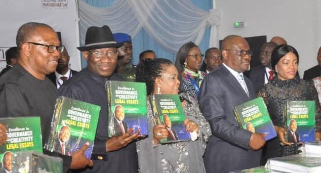 Confidence Building Measures Will Sustain Nigeria's Democracy – Jonathan