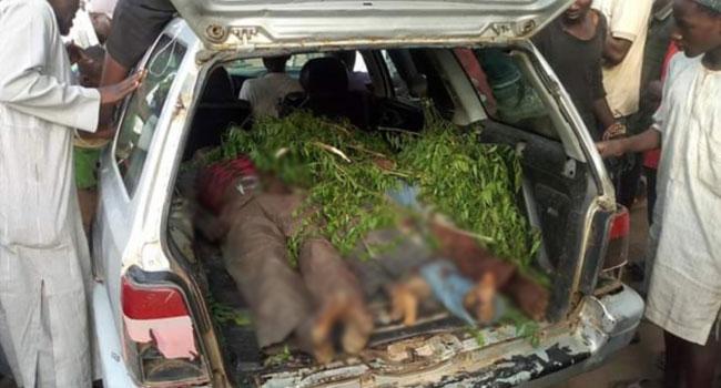 Over 30 killed as gunmen raid Katsina communities