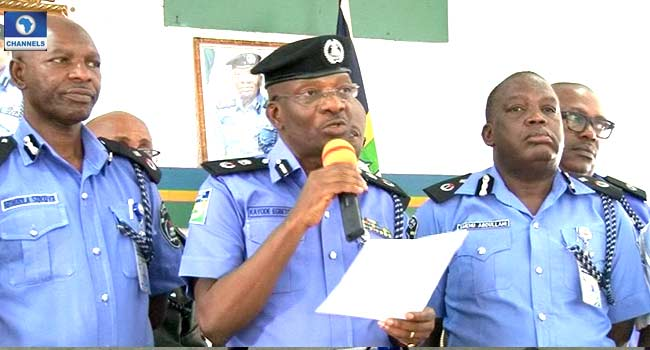 Kwara CP Warns Officers Against Searching People's Phones