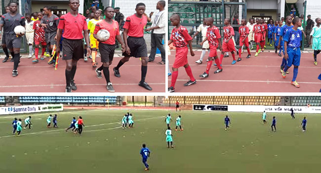 Ghanaian School Wins Big As Channels International Kids Cup Kicks Off