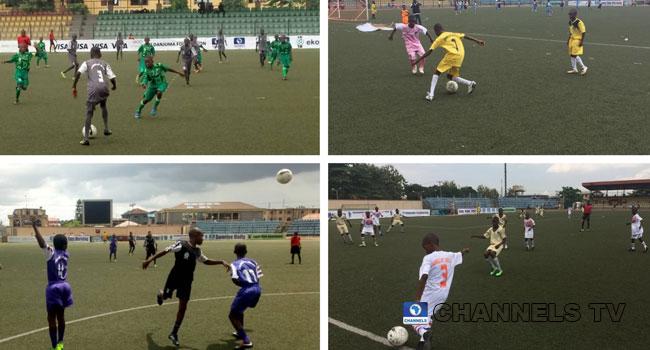 Channels Kids Cup Day 2: Goal Fest As Kaduna Blast Five Past Ogun