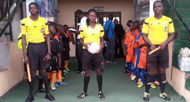 Winners Emerge In Channels International Kids Cup Lagos