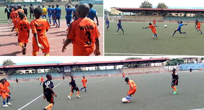 Winners Emerge In Channels International Kids Cup Lagos Prelims