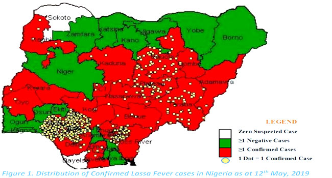 NCDC Confirms Four New Lassa Fever Cases