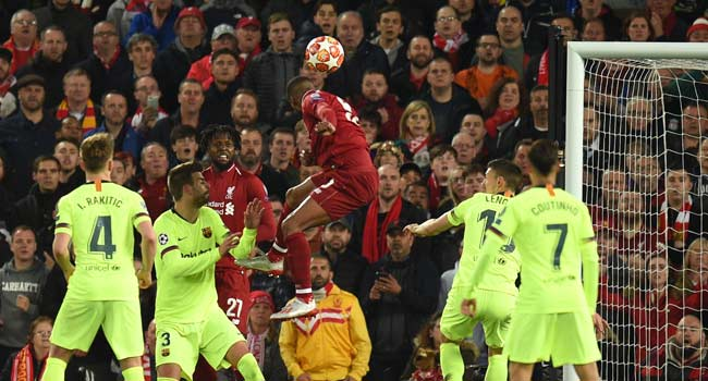 PHOTOS: Liverpool's Miraculous Comeback Against Barcelona