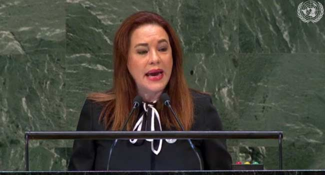 UN General Assembly President Garces To Visit Nigeria Tomorrow
