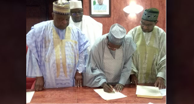 Masari Approves Death Penalty For Cattle Rustling, Kidnapping In Katsina