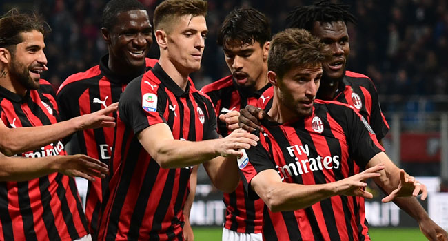 Milan Keeps Champions League Hopes Alive After Bologna Win