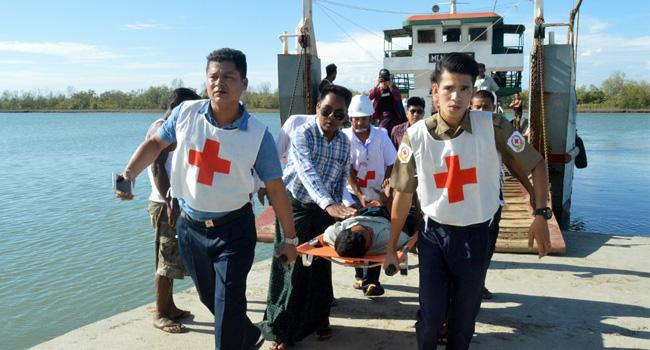 Myanmar Army Kills Six Ethnic Rakhine Detainees As Violence Worsens