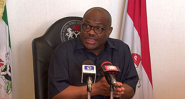 Amaechi Is Not The Owner Of Rivers State – Wike