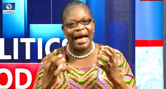 If I'm President Of Nigeria, I Will Unite The people – Ezekwesili