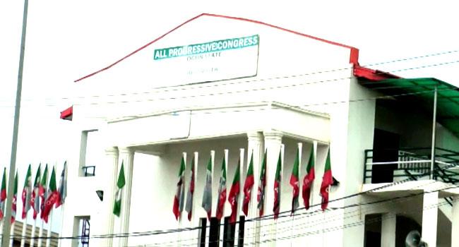 Suspected Hoodlums Attack Ogun APC Office