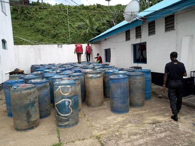 oil thieves – Channels Television