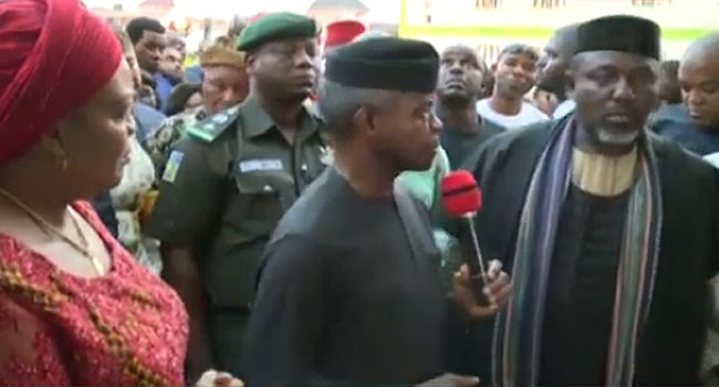 Federal Government Has Been Generous To All States – Osinbajo