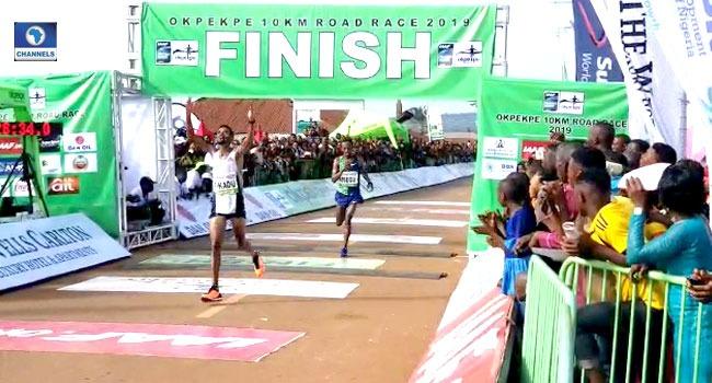 Bahraini Emerges Winner Of Seventh Okpekpe Race