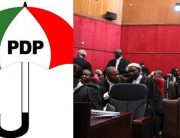 PDP Closes Case At Presidential Election Tribunal, Calls 62 Witnesses