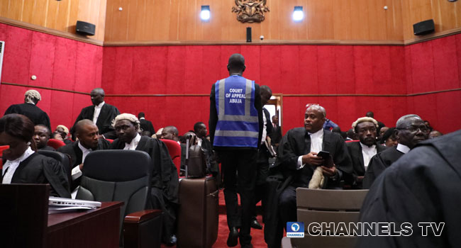 Tribunal Adjourns Hearing Suits Challenging Buhari's Victory