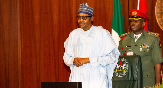 'Many Would Have Given Up': What Buhari Told Ministers At Valedictory FEC Meeting