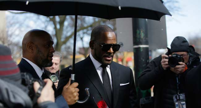 R. Kelly Faces 11 Fresh Charges