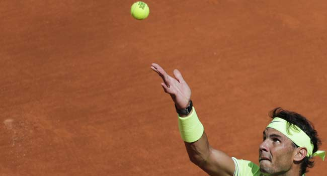 Nadal Opens Roland Garros Title Defence With Easy Victory